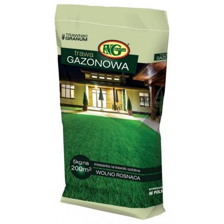 Mieszanka Traw Kwalifikowana Gazonowa 5 kg